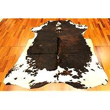 Alfombra piel de vaca (215 x 180 cm)
