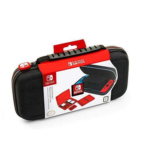Nintendo Switch - Travel Case NNS40 Black (Tasche & Game-Cases) -