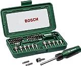 Bosch 2607019504 Coffret 46 pièces pour Tournevis (Coloris aléatoire)