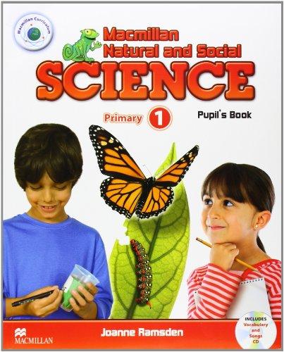 MNS SCIENCE 1 Pb Pk (Macmillan Natural and Social Science)