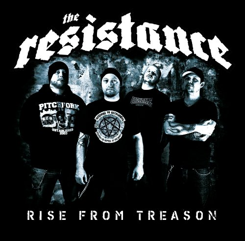 The Resistance: Rise From Treason (Audio CD)