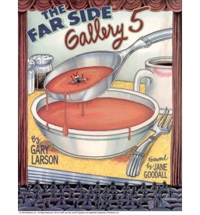 (The Far Side Gallery 5) By Larson, Gary (Author) Paperback on 15-Sep-1995