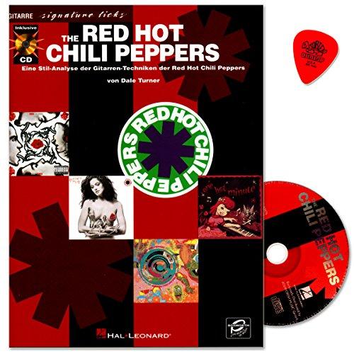 the-red-hot-chili-peppers-una-stile-di-tecniche-di-analisi-della-chitarra-scuola-di-chitarra-di-dale