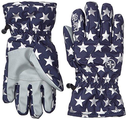 Barts Kids Handschuhe, blau (Blue stars), 4 (Herstellergröße: 4)