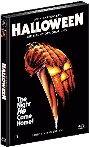 cht des Grauens - Mediabook  (+ DVD) [Blu-ray] [Limited Edition] (Halloween Nancy Loomis)