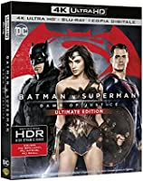 Batman V Superman: Dawn of Justice (Blu-Ray 4K UltraHD + Blu-Ray)