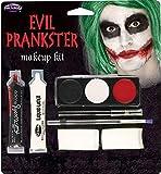 Evil Prankster/Joker Halloween Makeup Kit
