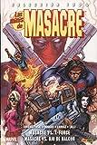 Las minis de Masacre 5. DeadPool vs X-Force / vs Ojo de Halcón
