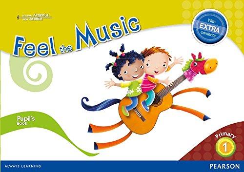 Feel The Music 1. Pupil's Book - Edición LOMCE (Siente la Música) - 9788420564074 por Fernando Martín de Argenta Pallarés