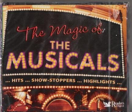 readers-digest-the-magic-of-the-musicals-hitsshowstoppershighlights-4-cd-boxset-73-tracks