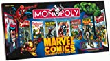 Monopoly Marvel Comics Collector's Edition by Monopoly