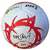 Gfutsal TotalSala - Pallone da calcio PRO 200 (2 misure)