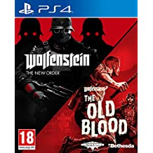 Wolfenstein The New Order and The Old Blood Double Pack - PlayStation 4 [Edizione: Regno Unito]