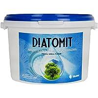 Terre de Diatomée Vivio 1 kg. Apte pour la consommation humaine. Complément alimentaire certifié et détoxifiant.