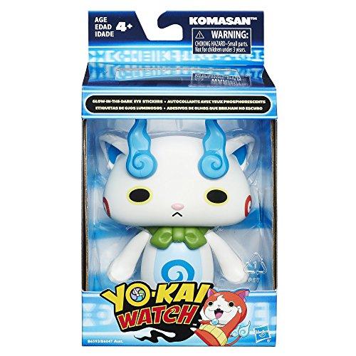 Hasbro Yo-Kai Watch - Figurine Komasan - 5 pouces - Jouet de collection