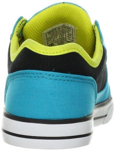 DCS - Bristol Cnvas, Scarpe da skateboard da unisex adulto (Blue Jay/Black)