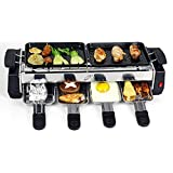 VelKro Brand New Compact Electric Barbecue Grill and Tandoor - Now with Frying and Roasting Function