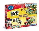 Clementoni Disney -Juego educativo la casa de Mickey Mouse 13795.4