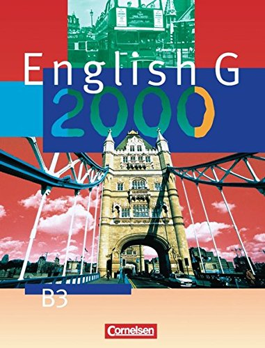 English G 2000, Ausgabe B, Bd.3, Schülerbuch, 7. Schuljahr