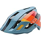 Fox Trail-MTB Helm Flux Blau Gr. S/M