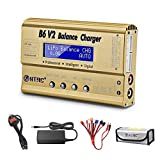 Lipo Charger Balance Charger for LiPo LiIon Life NiCd NiMH LiHV PB Smart