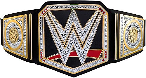 Imagen 1 de WWE - Cinturón de campeón - Cinturón De Campeonato (Mattel)