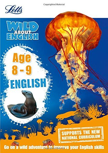 English Age 8-9 (Letts Wild About) by Letts KS2 (2015-06-19)