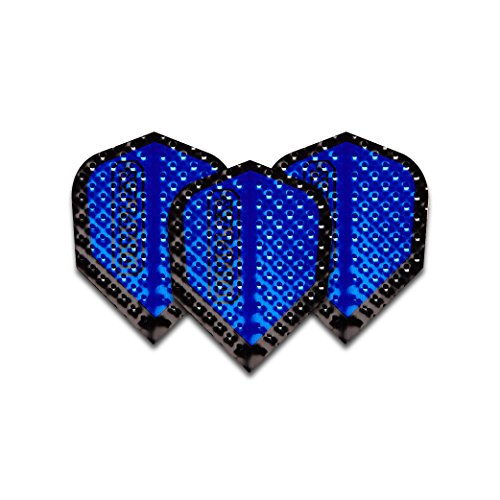 blue-black-dimplex-dart-flights-4-sets-per-pack-12-flights-in-total-red-dragon-checkout-card