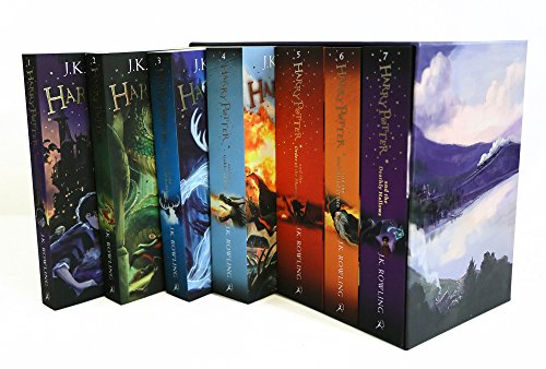 518UaanaWIL - Pack Harry Potter - The Complete Collection