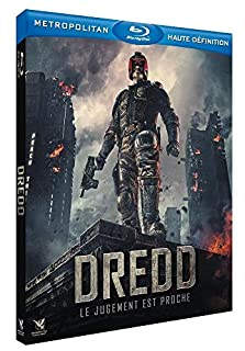 Dredd [Blu-Ray] (B00A2HCHBG) | Amazon price tracker / tracking, Amazon price history charts, Amazon price watches, Amazon price drop alerts