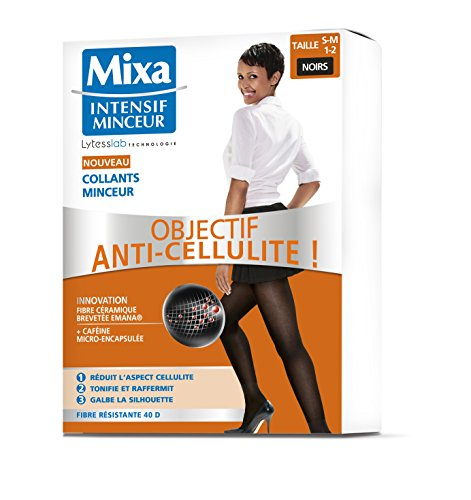 Mixa Intensif Minceur - Collants Minceur Objectif Anti-Cellulite Taille 1-2