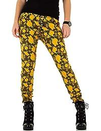 14292f1fd506f0 Suchergebnis auf Amazon.de für  Gelb - Jeanshosen   Damen  Bekleidung