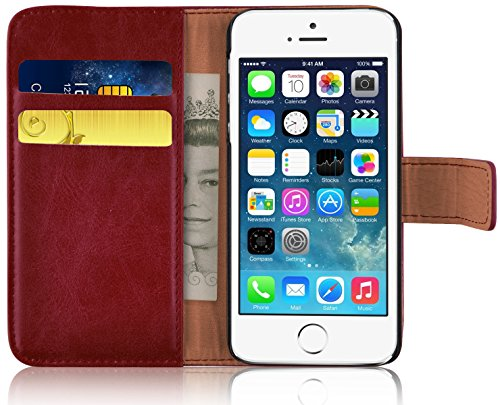 custodia libro iphone se