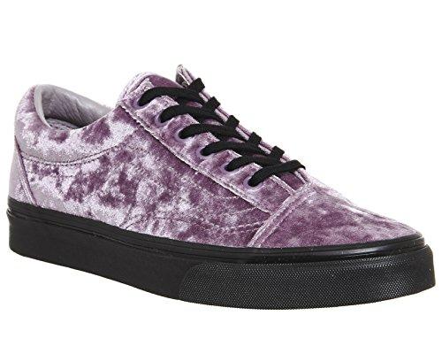 Vans Old Skool, Chaussures de Running Homme Sea fog/ Black