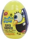 Nickelodeon Bob Esponja Huevo Súper Sorpresa (Paquete De 12)