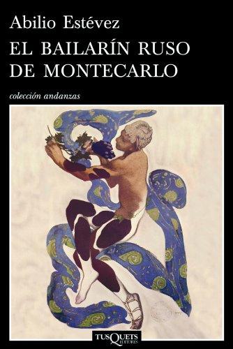 Portada del libro El bailarín ruso de Montecarlo (.)