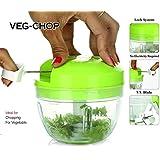Ankur Smart Chopper, Vegetable Cutter and Food Processor