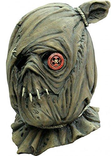 Creative Collection Co. Halloween Zombie Deluxe Scarecrow Harold Maske