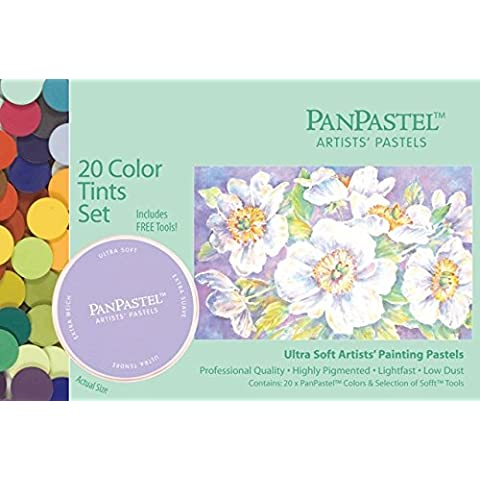 Pan Pastel 20 color set Tint 30204