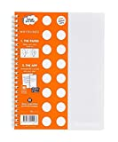 Whitelines WL105 A5 Dotted Einlage Notebook