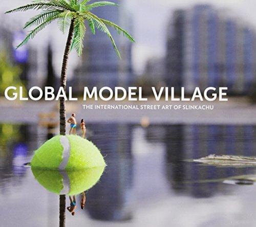 By Slinkachu - Global Model Village: The International Street Art of Slinkachu