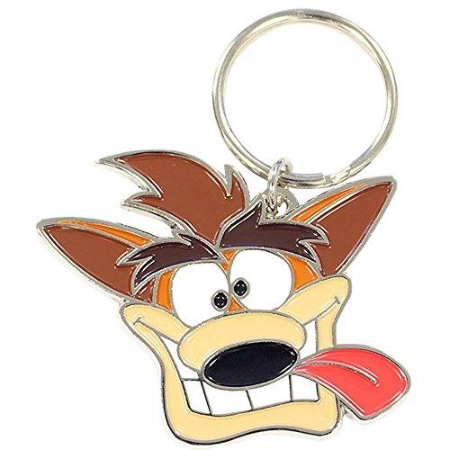 Official Crash Bandicoot Crash Key Chain Ring