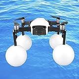 Lanspo Raccords de drone d'atterrissage d'eau Train d'atterrissage léger Extension...