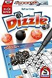 Schmidt Spiele 49352 Dizzle, Würfel-und Familienspiel, bunt
