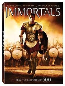 Immortals [DVD] [2011] [Region 1] [US Import] [NTSC]