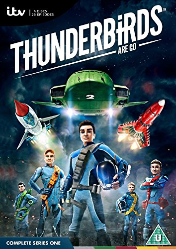Thunderbirds Are Go - Complete Series 1 [4 DVDs] [UK Import] Thunderbirds-dvd