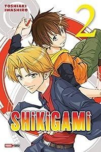 Shikigami Edition simple Tome 2