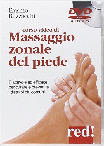 Corso video di massaggio zonale del piede. DVD
