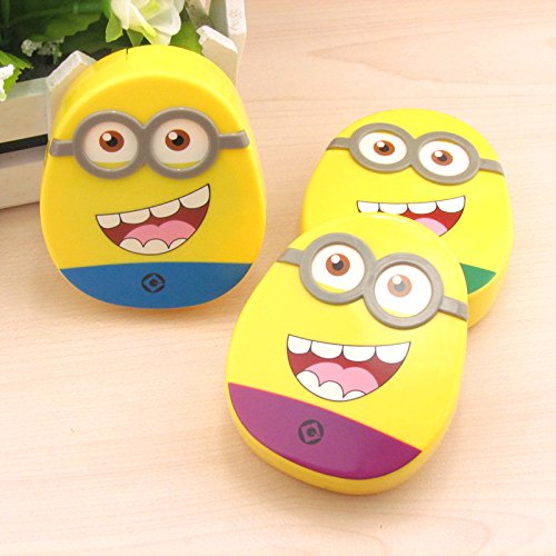 Minion Contact Lens Case (Random colors will be sent)