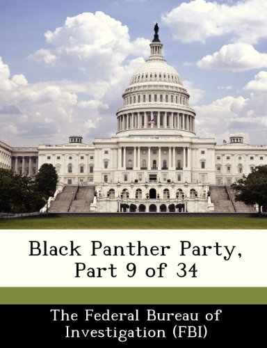 Black Panther Party, Part 9 of 34